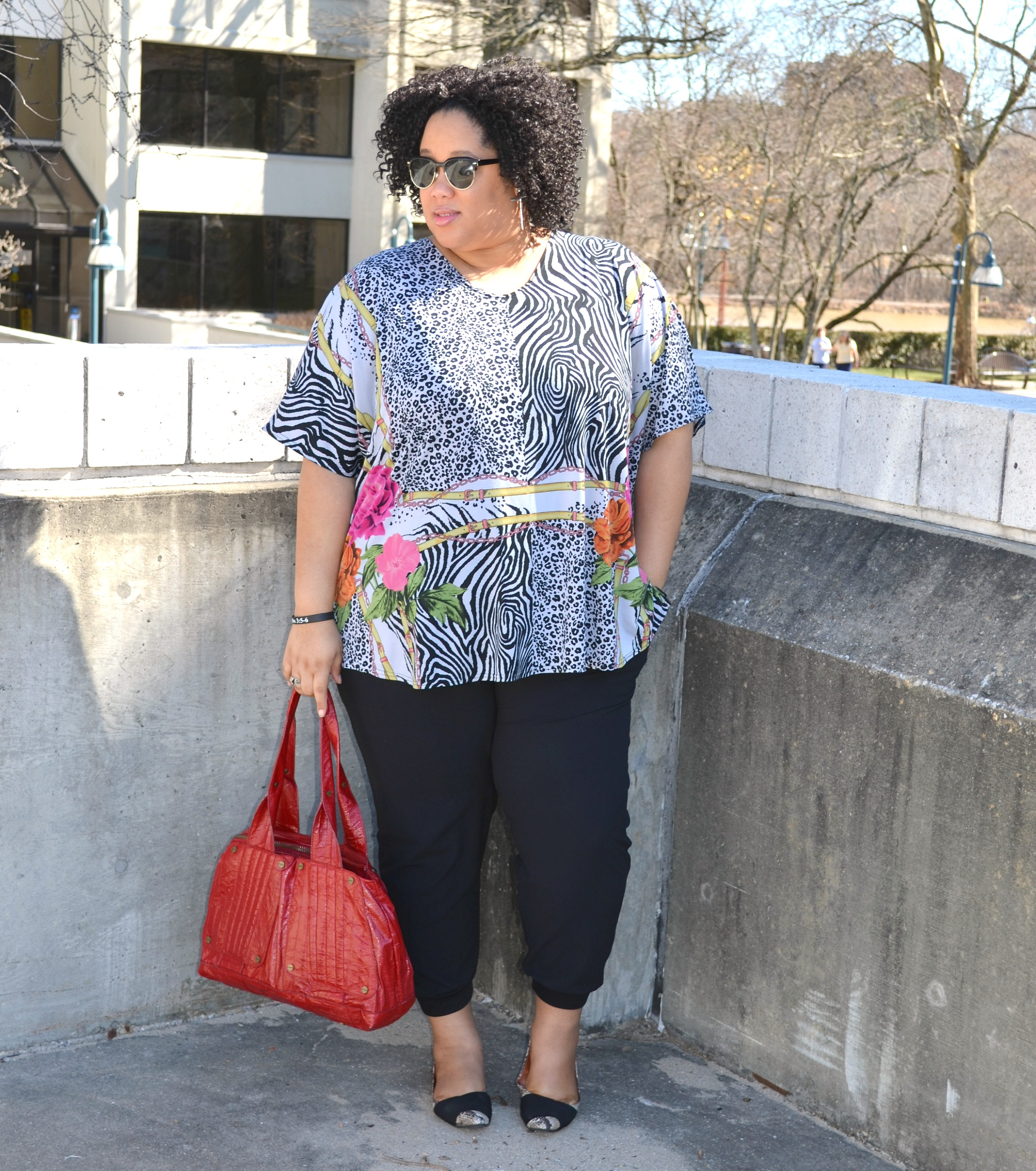 Casual Weekend Outfit - WNJ Style