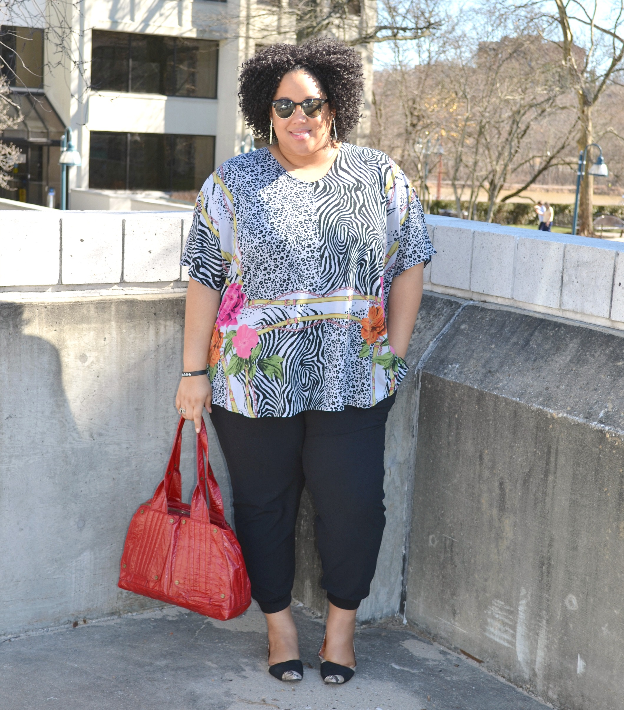 Plus Size Casual Weekend Outfit