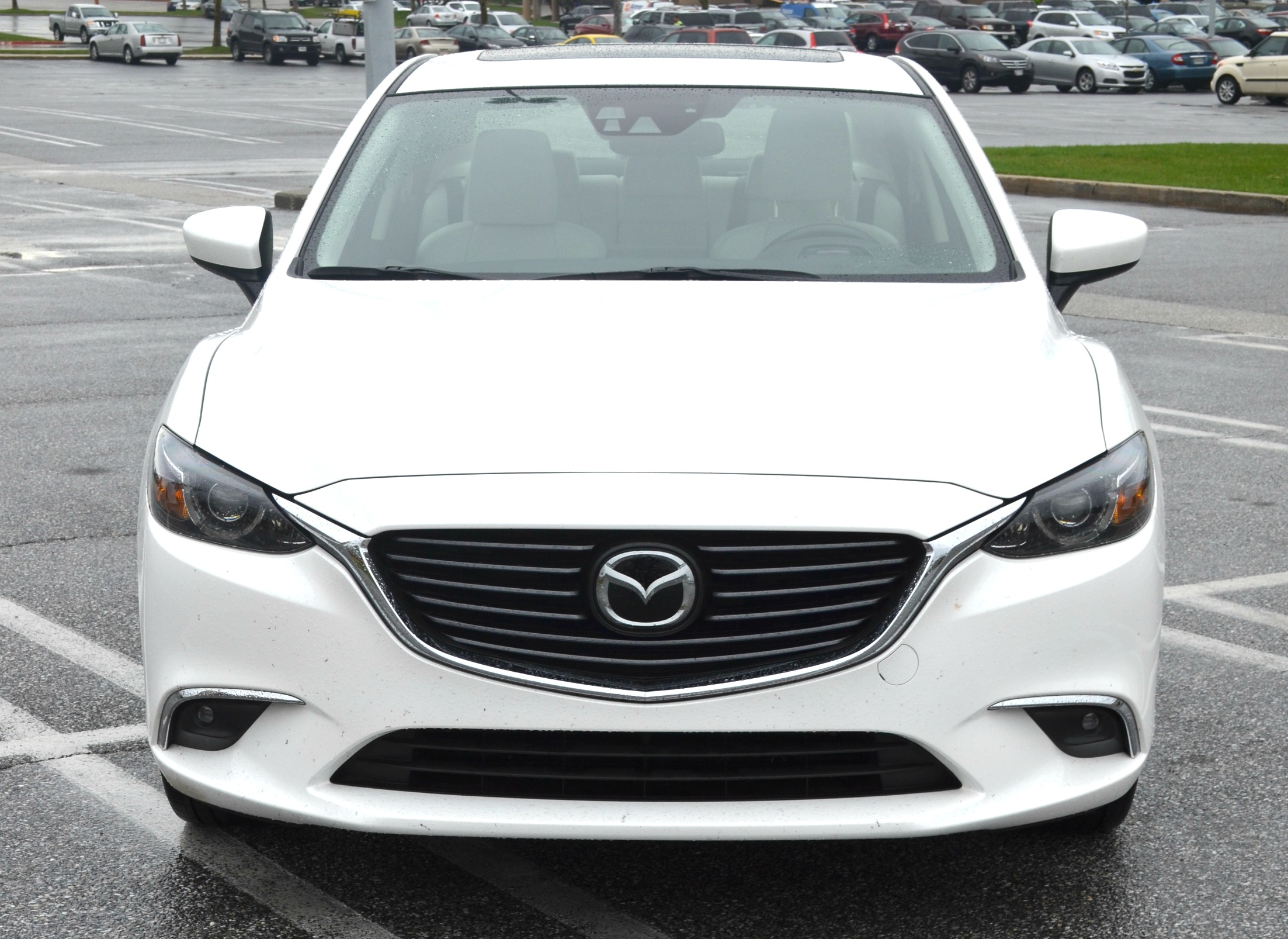 Mazda6 Car Review