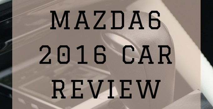 #WNJDrives | 2016 Mazda6 Car Review