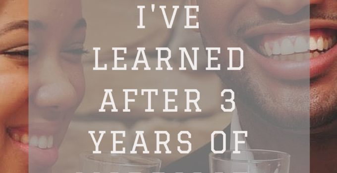 #WNJInspired | 7 Things I've Learned After 3 Years of Marriage