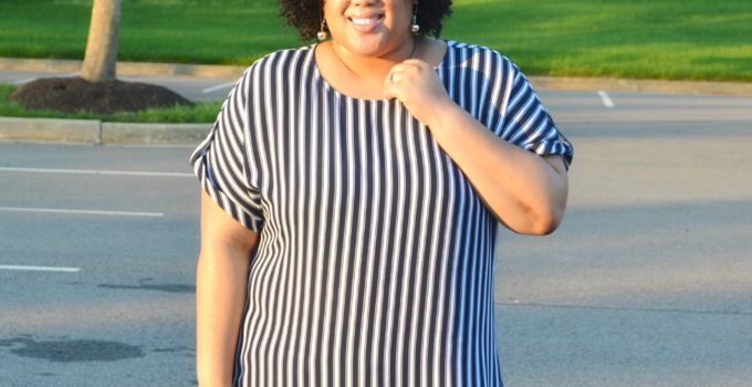 Personal Style | Wearing Stripes and Sweatpants
