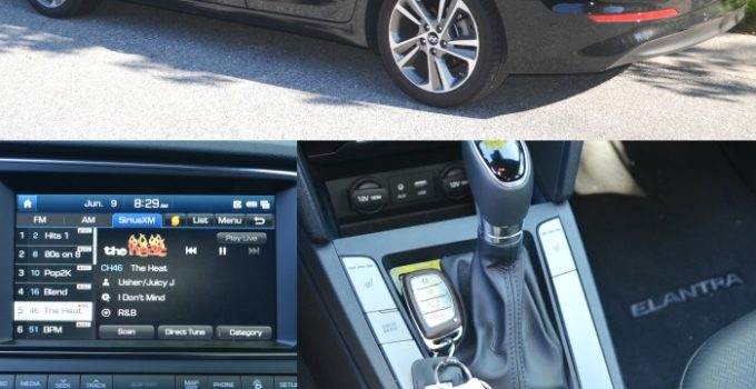 #WNJDrives   2017 Hyundai Elantra Review