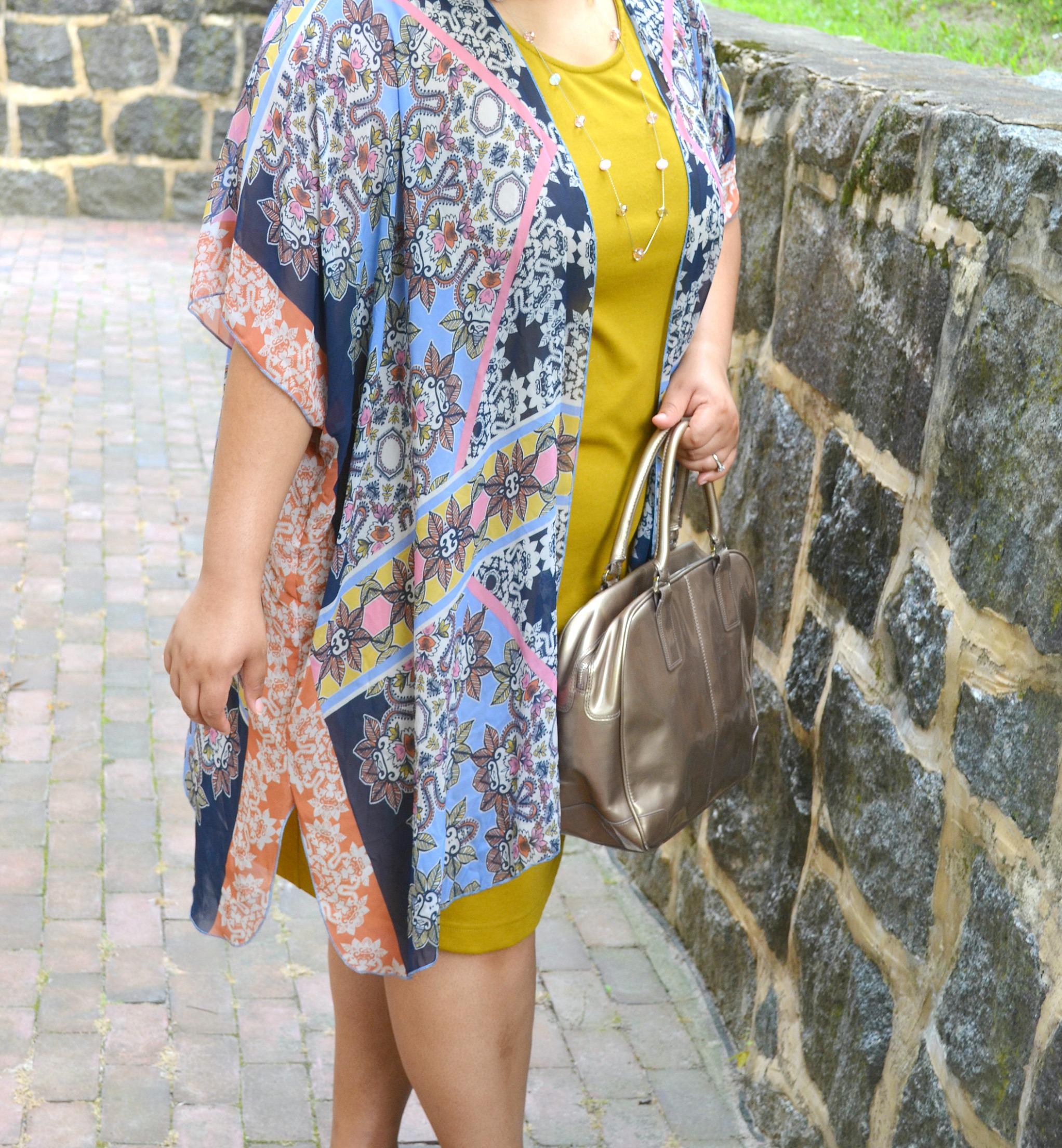 Wearing Kimonos
