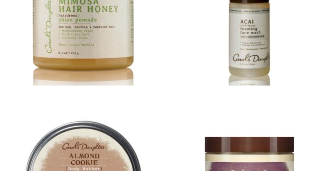 #WNJBeauty | 4 Carol's Daughter Products Perfect for Fall and Winter