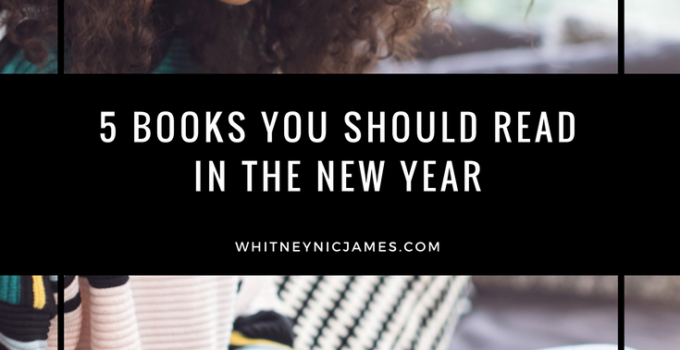 #WNJReads | 5 Books to Read in 2017