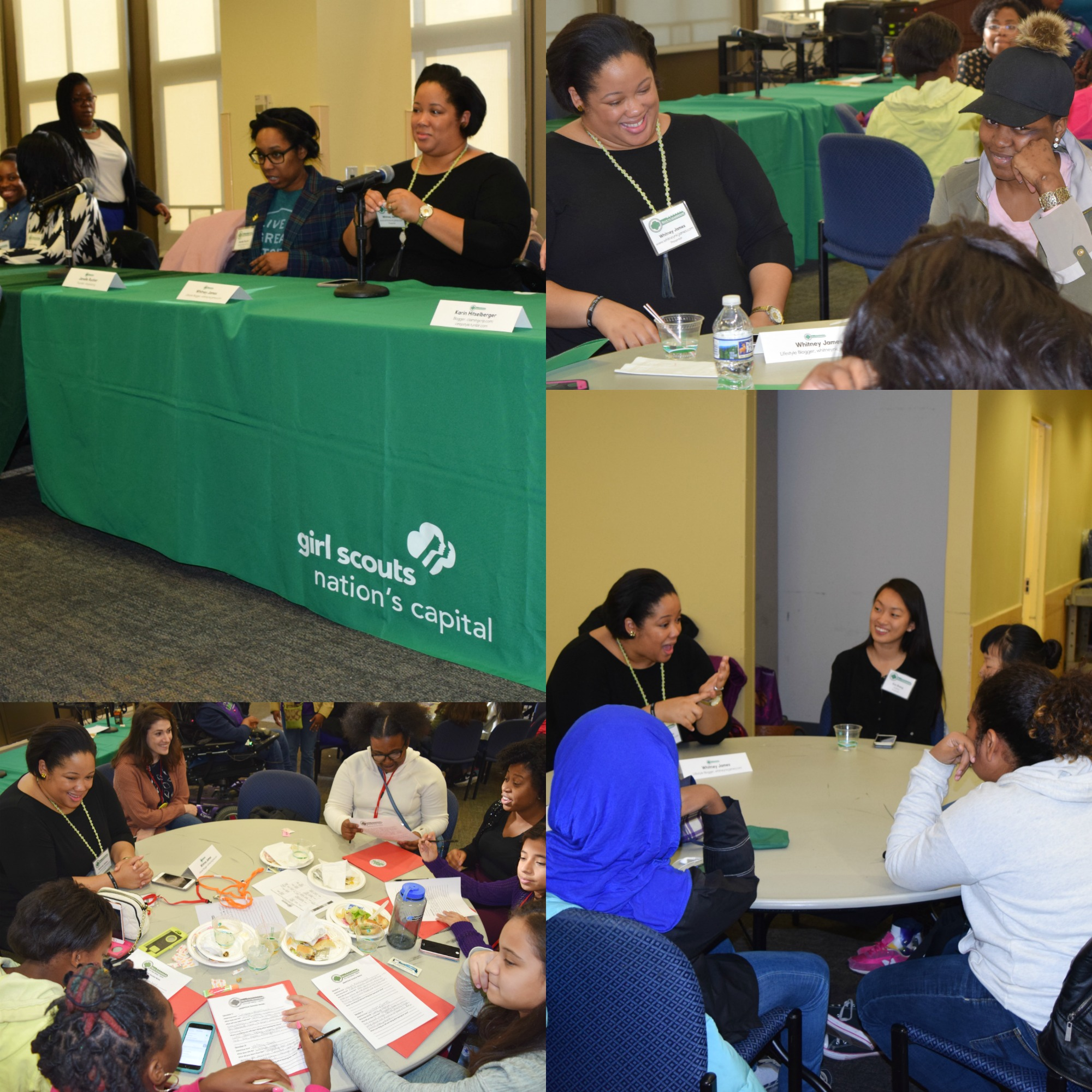 Girl Scouts Nation's Capital Keys to Leadership Conference