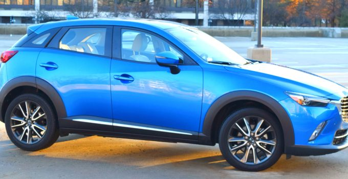 #WNJDrives | 2017 Mazda CX-3 Grand Touring AWD Review