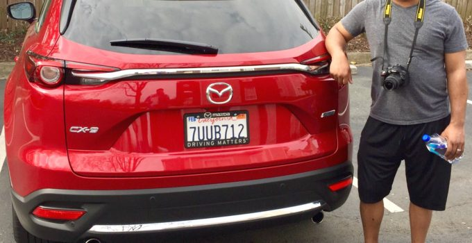 #WNJDrives | 2017 Mazda CX-9 Car Review + a Life Update