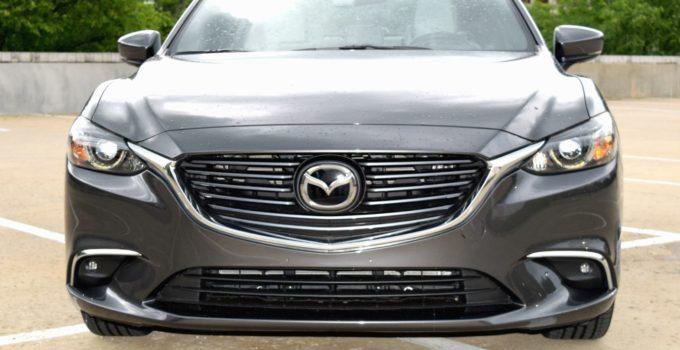 #WNJDrives | 2017 Mazda 6 Grand Touring