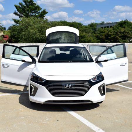 2017 Ioniq Hybrid Limited