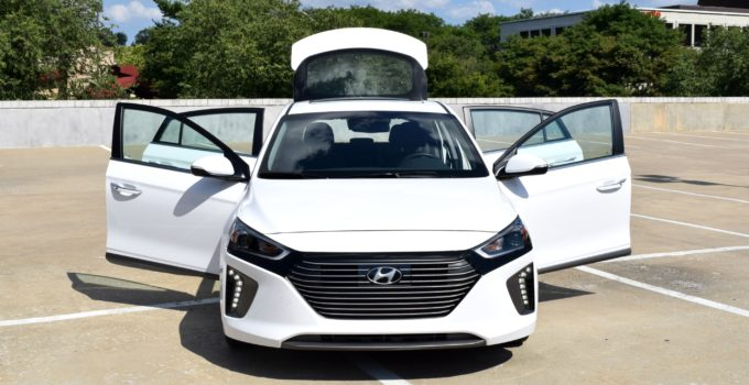 #WNJDrives | 2017 Ioniq Hybrid Limited
