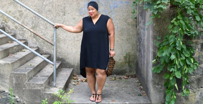 Lifestyle | Black Rachel Roy Tunic Dress + Life Lessons at 31