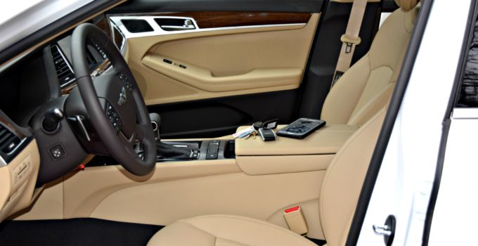 Auto Review | 2018 Genesis G80