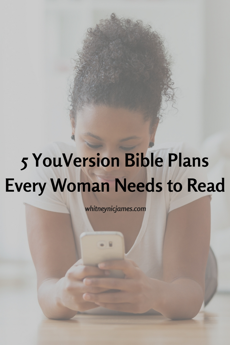 YouVersion Bible Plans