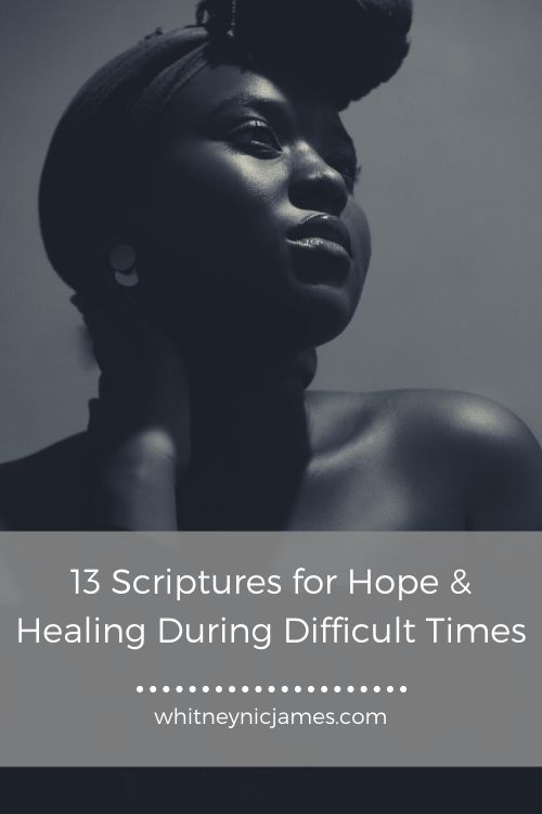 Scriptures for Hope